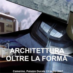 Architettura Oltre la Forma