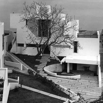 1964 – Napoli, Casa multifamiliare a Posillipo