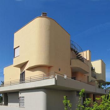 1967 – Napoli, abitazioni a Cupa Angara