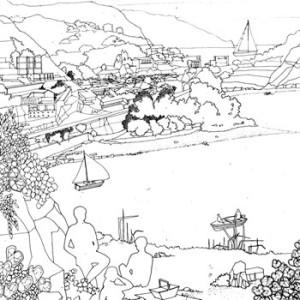 1967 – Taormina, Piano Regolatore e sistemazione della baia di Mazzarò