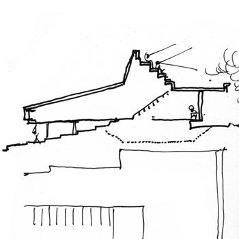 1968 – Sessa Aurunca, casa R. a Baia Domitia