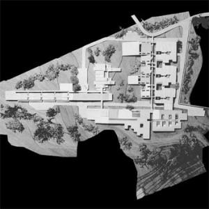 1971 – Messina, Dipartimenti di Farmacia all'Annunziata (realizzati nel 1974)