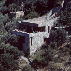 1971 – Massa Lubrense, casa G a Punta Lagno