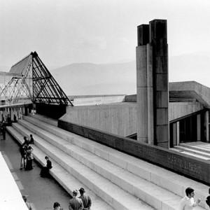 1972 – Unità polifunzionale di Arcavacata, Università della Calabria