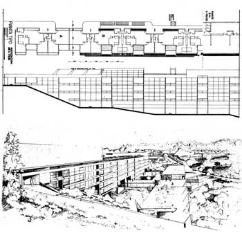 "1979 – quartiere ""167"" a Sessa Aurunca"