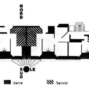 1979 – Pistoia, Case popolari bioclimatiche
