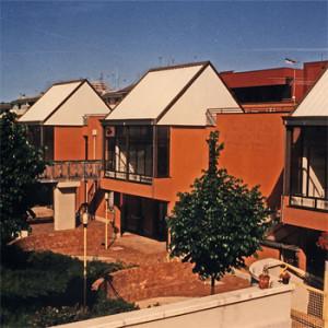 1981 – Napoli, Complesso scolastico a Pianura (realizzato nel 1987)