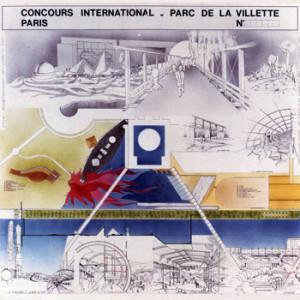 1982 – Parigi, Parc de la Villette