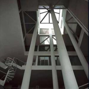 1983 – Salerno, Rettorato, Biblioteca, Aula Magna Università (realizzati per fasi fino al 2002)