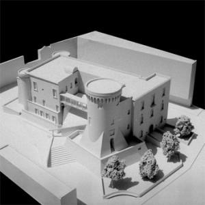 1984 – Napoli, Restauro e ristrutturazione del Castello di Caivano
