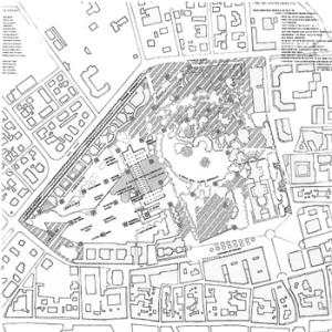 1985 – Reggio Emilia, Parco urbano nel centro storico