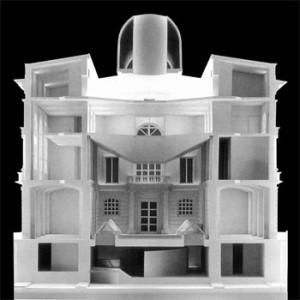 1987 – Napoli, Ristrutturazione della Stazione Zoologica A.Dohrn