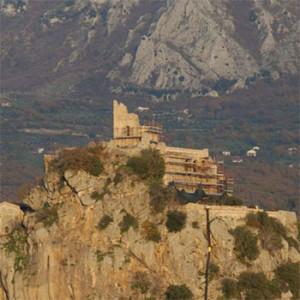 1988 – Restauro e ristrutturazione del Castello di Quaglietta/Calabritto,