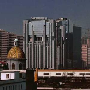 1988 – Napoli, Coppia di grattacieli nel Centro direzionale