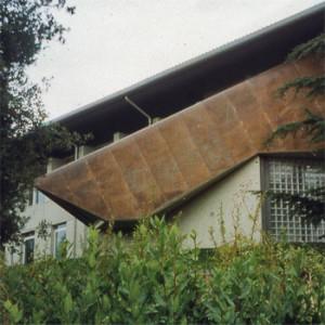 1989  – Baronissi, Laboratori dell'Università di Salerno