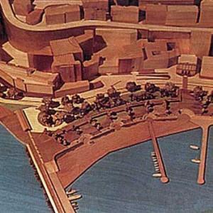 1991 – Napoli, riqualificazione della zona di Mergellina