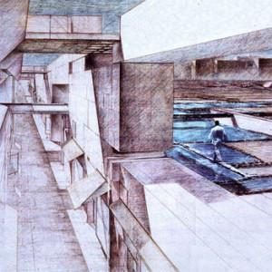 1994 – Beyrouth, ricostruzione della zona dei Souks