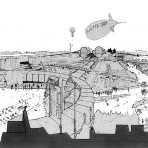 1995 – Parigi, Ecologis – Parc de La Villette