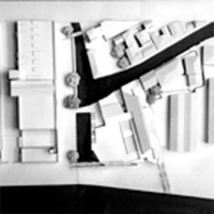 1998 – Venezia, Sede IUAV – area Magazzini Frigoriferi a S. Basilio