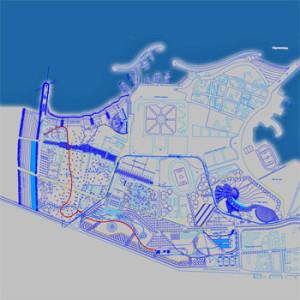 1999 – Bari, Sistemazione dell'area intorno allo Stadio della Vittoria e Fiera