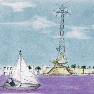 1999 – Messina, Sistemazione di Punta Peloro