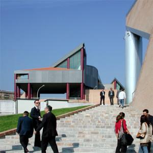 1999 – Campobasso, Biblioteca / Aula Magna Università del Molise