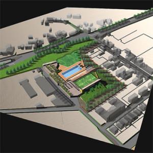 2001 – Casalnuovo, Centro sportivo