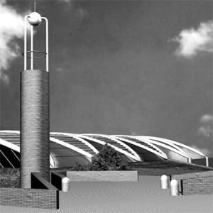 2001 – Campobasso, Foresteria / Palazzo Sport Università del Molise