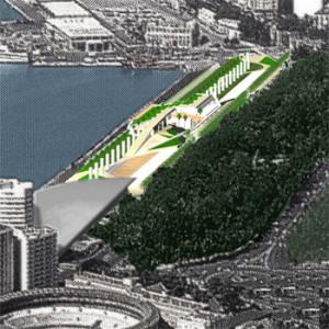 2002 – Malaga, Ordenacion del Muelle no2 del puerto