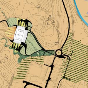 2004 – Siena, Stadio per 20.000 posti