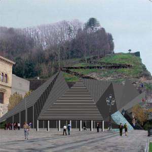 2005 – Spagna, San Sebastiàn, Ampliamento del Museo