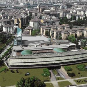 2005 – Torino, Ampliamento del Museo dell'Automobile