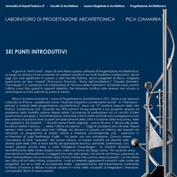 2007 Introduzione al corso