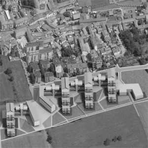 2009 – Figino, borgo solidale: intervento di social housing