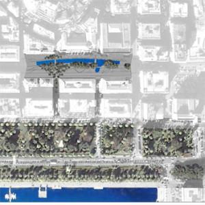 2009 – La Spezia, riqualificazione architettonica e artistica di Piazza G. Verdi