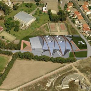 2009 – Oristano, Palasport