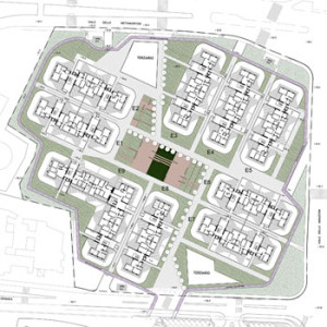 2011 – Ponticelli, Complesso di 152 alloggi