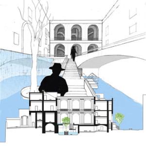 2013 – Napoli, Museo e sede della Fondazione Morra