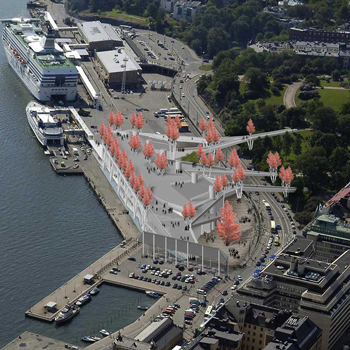 2014 – Guggenheim Helsinki Design Competition