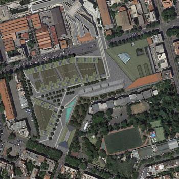 2015 – Roma, Progetto Flaminio