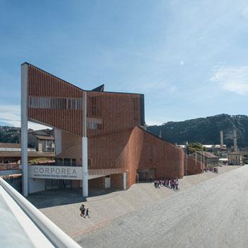 2017 – Napoli / Bagnoli, CORPOREA – Museo del Corpo Umano