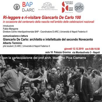 12 December 2019 – Napoli