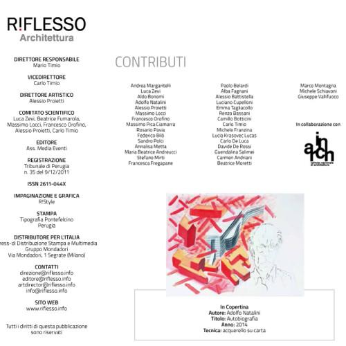 Riflesso – 2020