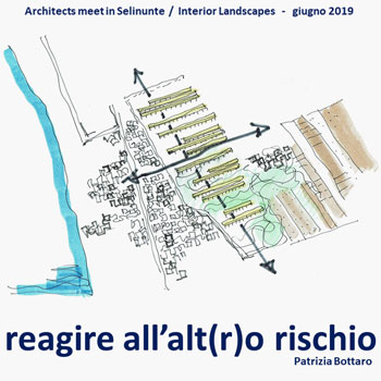 "2019 – ""reagire all'alt(r)o rischio"", Patrizia Bottaro"