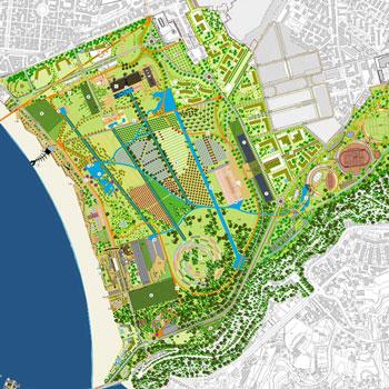 2020 – Bagnoli, Parco Urbano