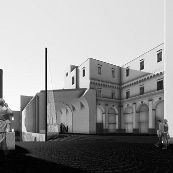 2020 – Napoli, complesso Incurabili