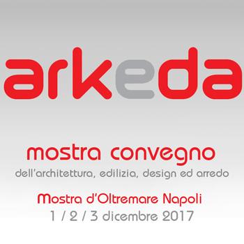 Napoli,  Mostra d'Oltremare 1/2/3/ dicembre 2017