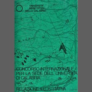 Concorso internazionale per la sede dell'Università di Calabria