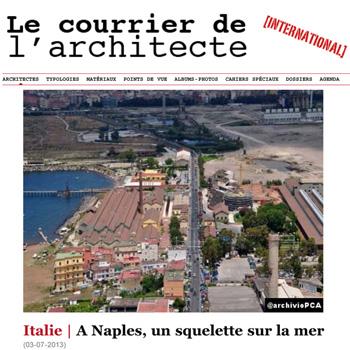 courier-architecte