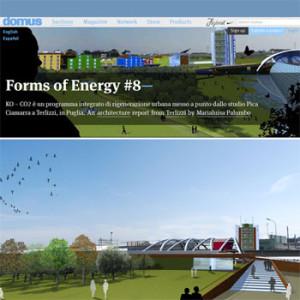M.L.Palumbo: programma integrato di rigenerazione urbana a Terlizzi